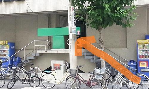 新大阪駅からの道順11